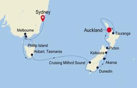 Auckland - Sydney