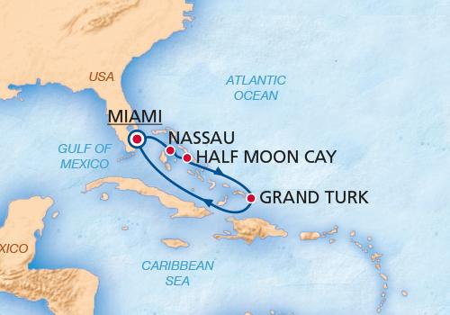 Caraïbes de l'Est de Miami