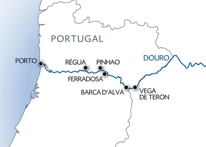 Croisière Portugal