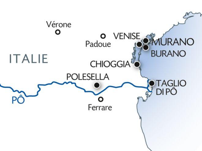Europe du Sud : les Tresors de Venise