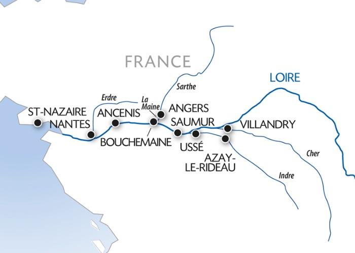 La Loire, Un Heritage Royal