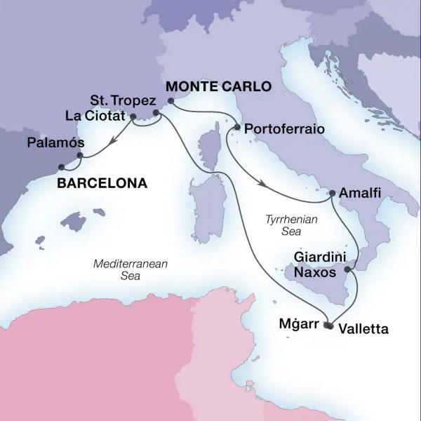 Monte-Carlo - Barcelone