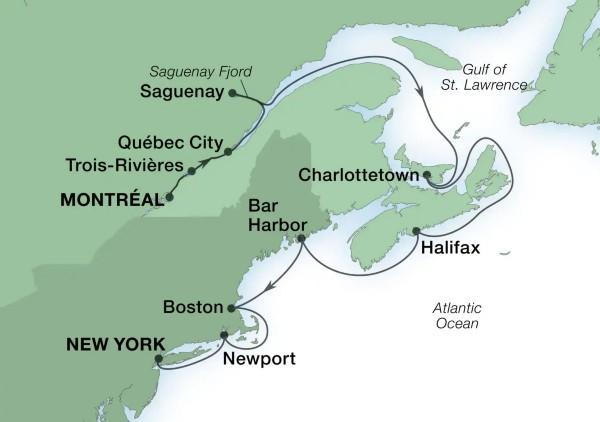 Montreal - New-York