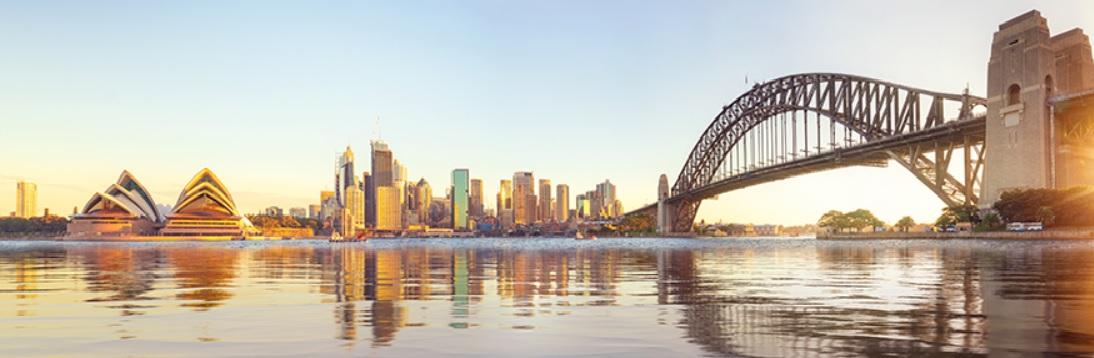 Pacifique du Sud de Sydney