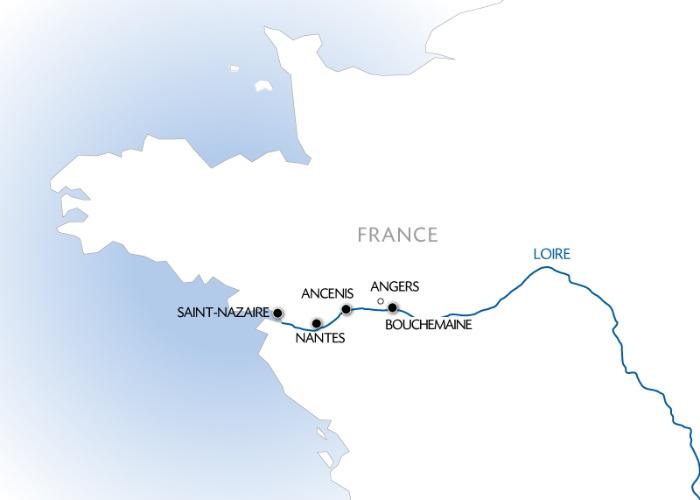 Réveillon Royal sur la Loire