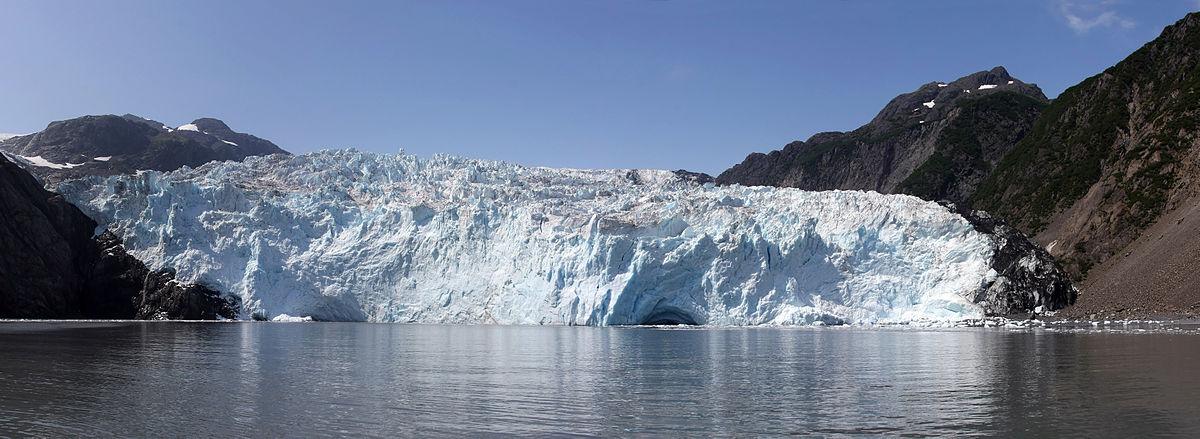 Glacier Aialik / Alaska