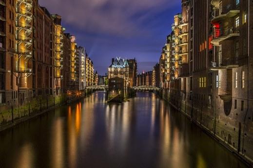 Bremerhaven - Hambourg