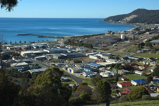 Burnie/Tasmanie