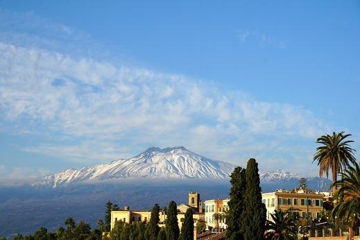 Giardino-Naxos - Sicile