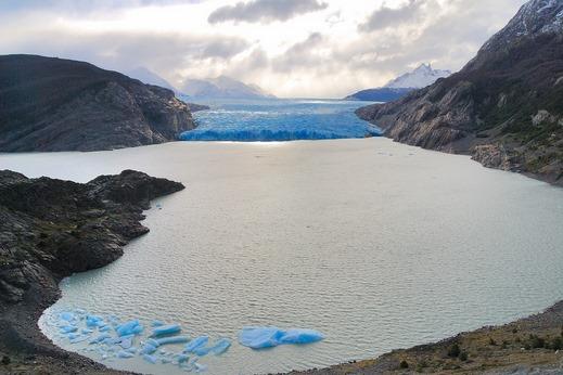 Holgate Glacier/Alaska