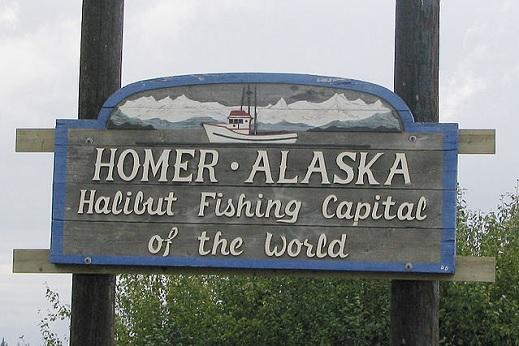 Homer/Alaska