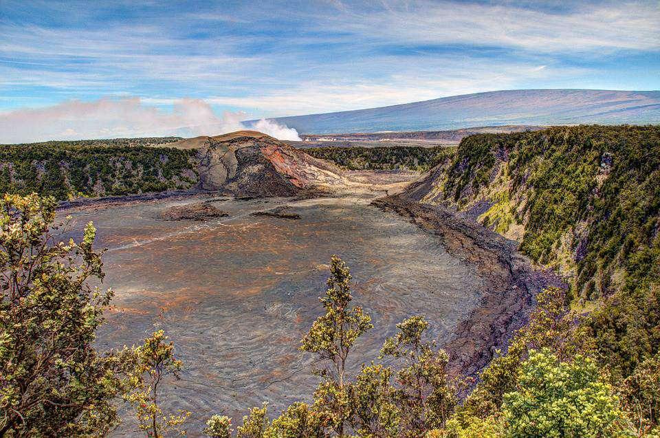 Kilauea Volcan/Hawaï