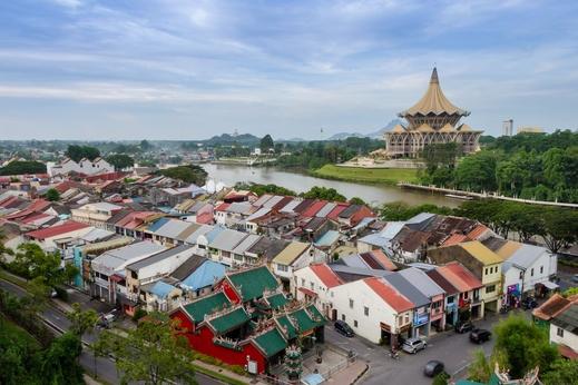 Kuching/Sarawak - Borneo