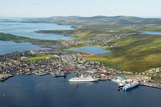 Lerwick/îles Shetland