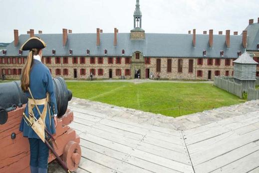 Louisbourg - Nouvelle Ecosse