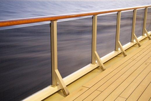 Navigation en mer Jaune