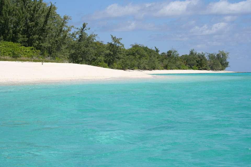 Navigation en mer de Timor