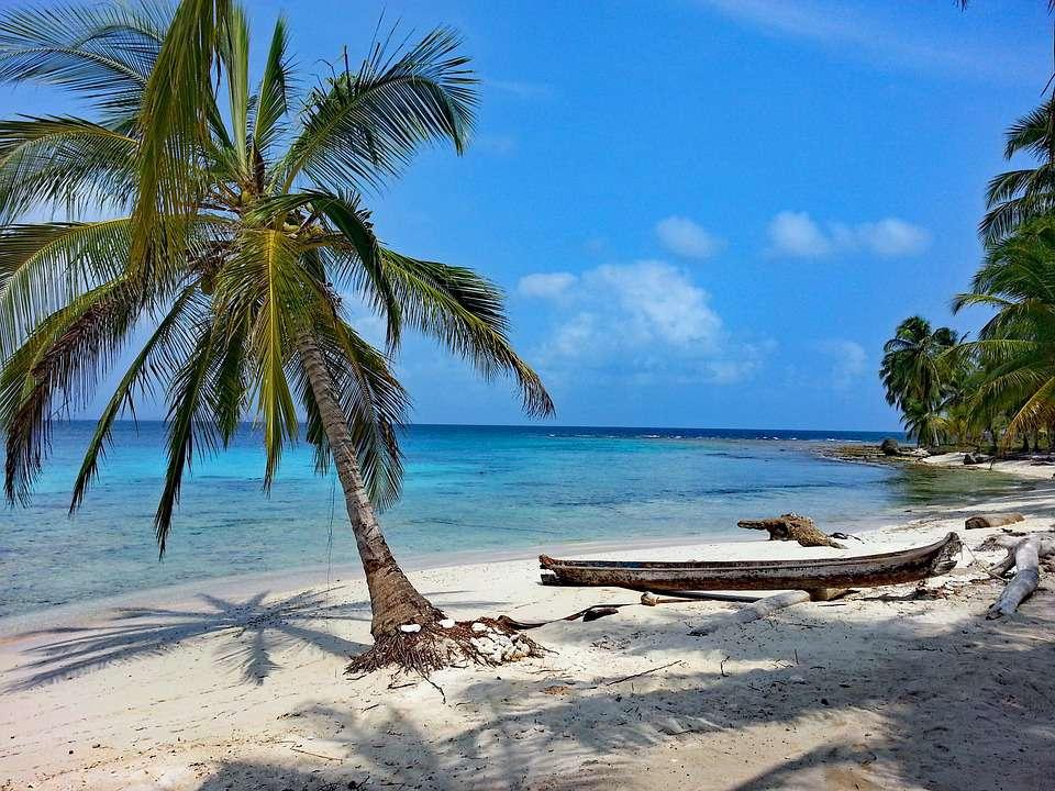 Navigation en mer des Caraïbes