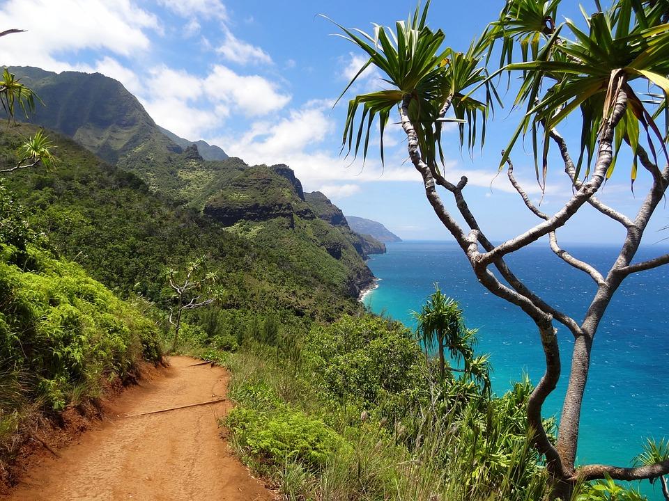 Napali Coast/Hawaï