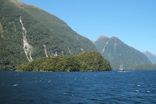 Navigation aux Fjords Milford & Dusky Sound