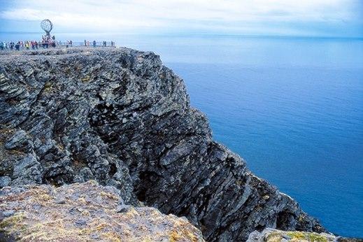 Passage du Cap Nord