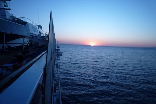 Navigation en Océan Arctique
