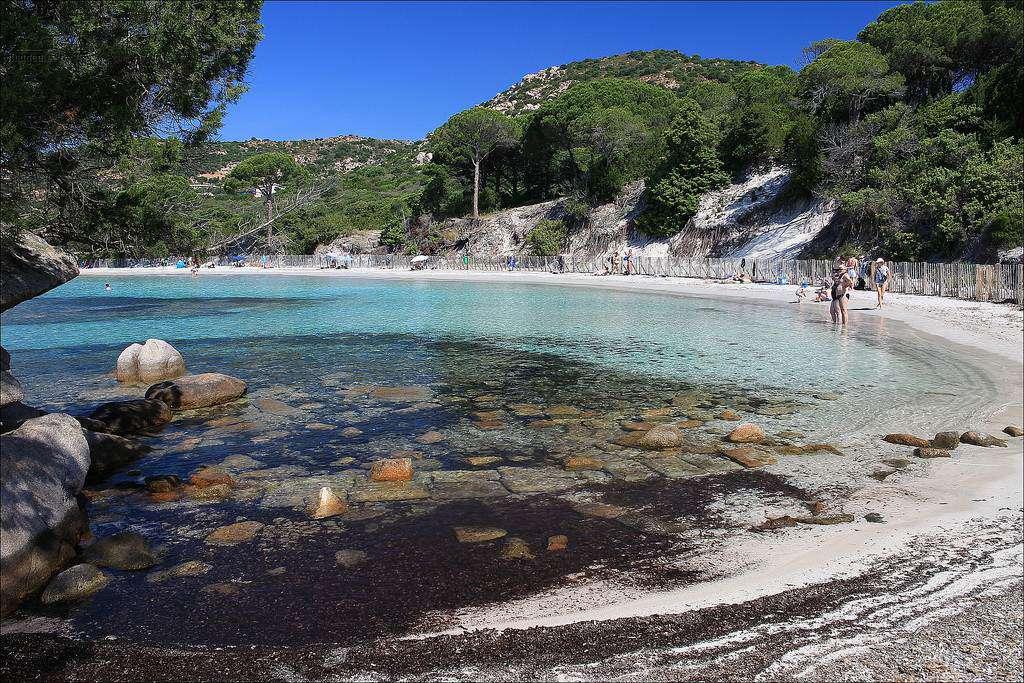 Palombaggia/Corse