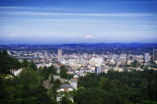 Portland/Etat de l'Oregon
