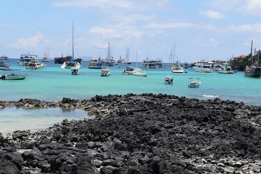 Puerto Ayora - Isla Santa Cruz - Galapagos