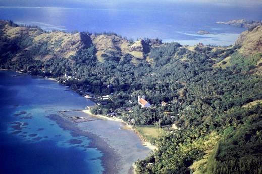 Rikitea - Ile Gambier