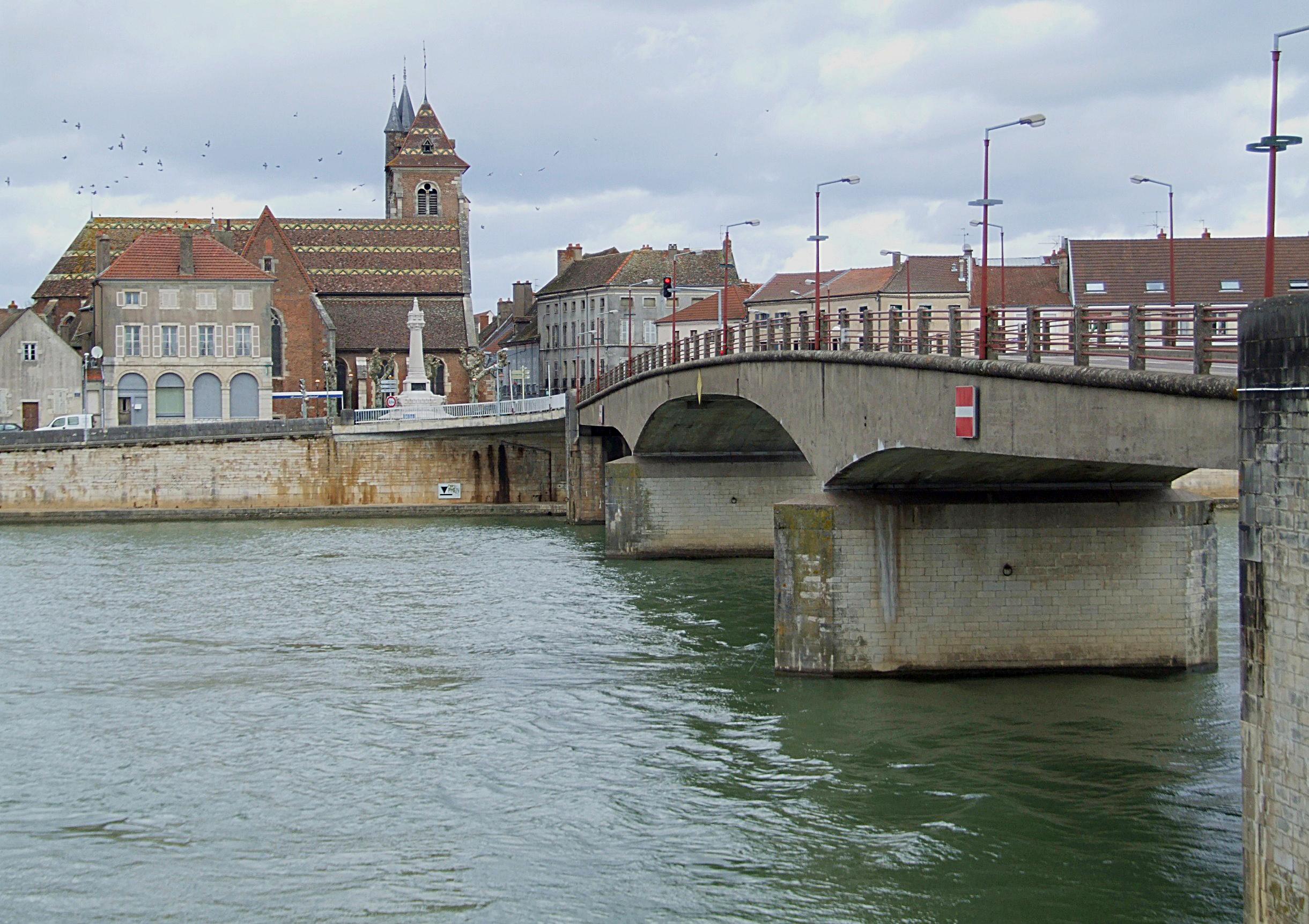 Saint-jean-de-losne