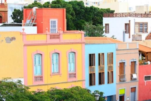 Santa Cruz de Tenerife & Iles Canaries