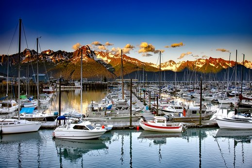 Seward - Anchorage/Alaska