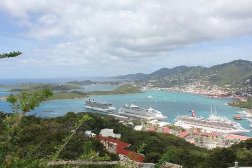 Spanish town/Virgin gorda