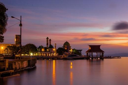 Ternate, Archipel des Moluques