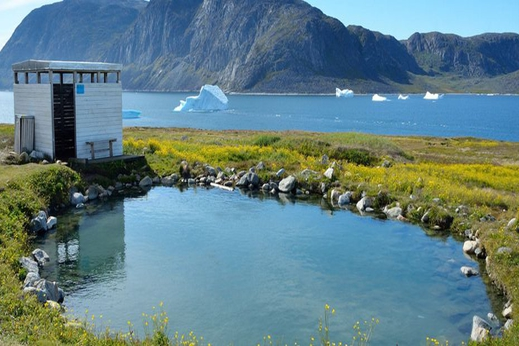 Uunartoq island