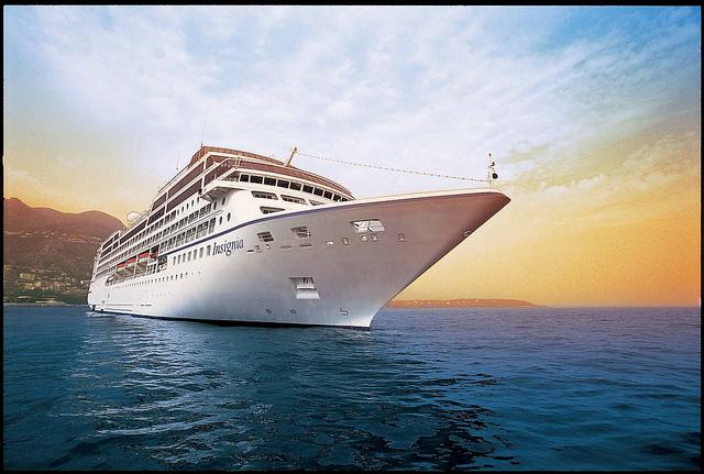 Le navire de croisière Insignia, refait mieux qu'à neuf.