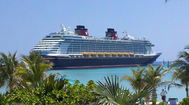 Paquebot de croisière de la Disney Cruise Line.