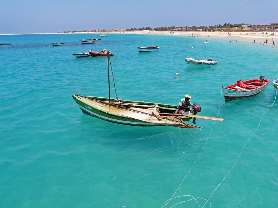 Ma destination de croisière : le Cap-Vert.
