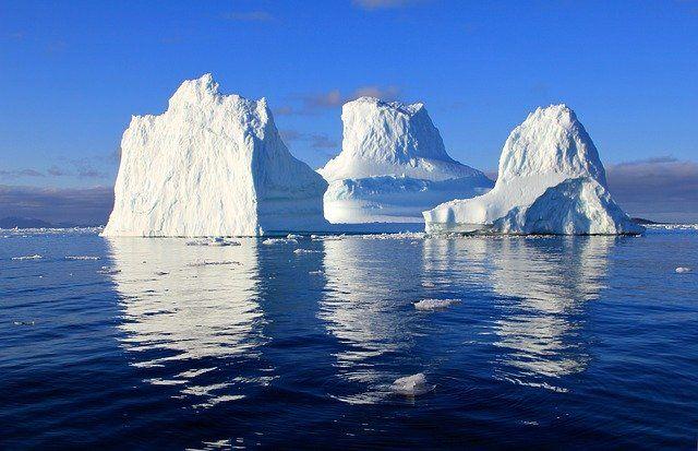 C'est un iceberg.