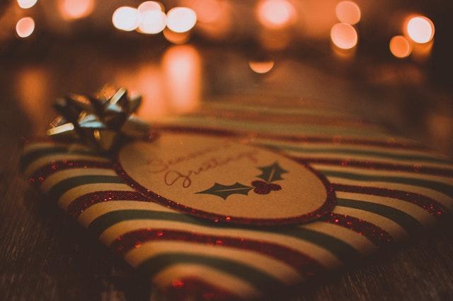 Cadeau de Noël.