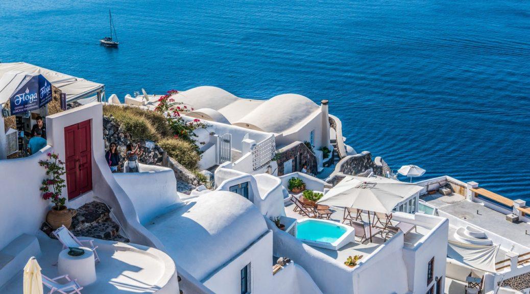 Îles grecques.