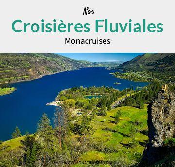 Nos croisières Fluviales