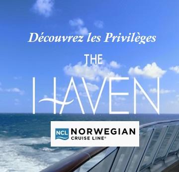 NCL : les privilèges du Yacht Club